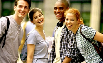 Students from any part of the world experience Healthy Learning Atmosphere